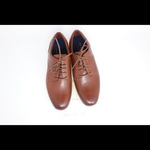Mens Cole Haan Grand OS Leather Dress Shoe